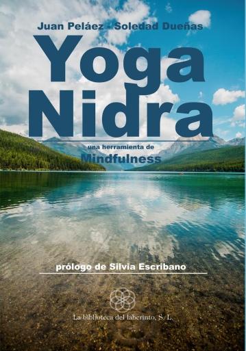 Portada de Yoga Nidra jpg